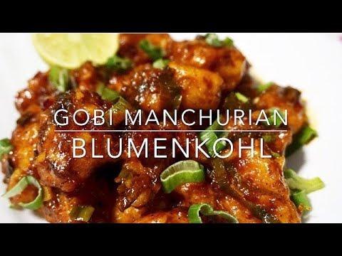 Gobi Manchurian | Blumenkohl | indisch vegetarisch kochen | InderKocht Folge 79