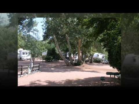 Zane Grey RV Park in Camp Verde, Arizona