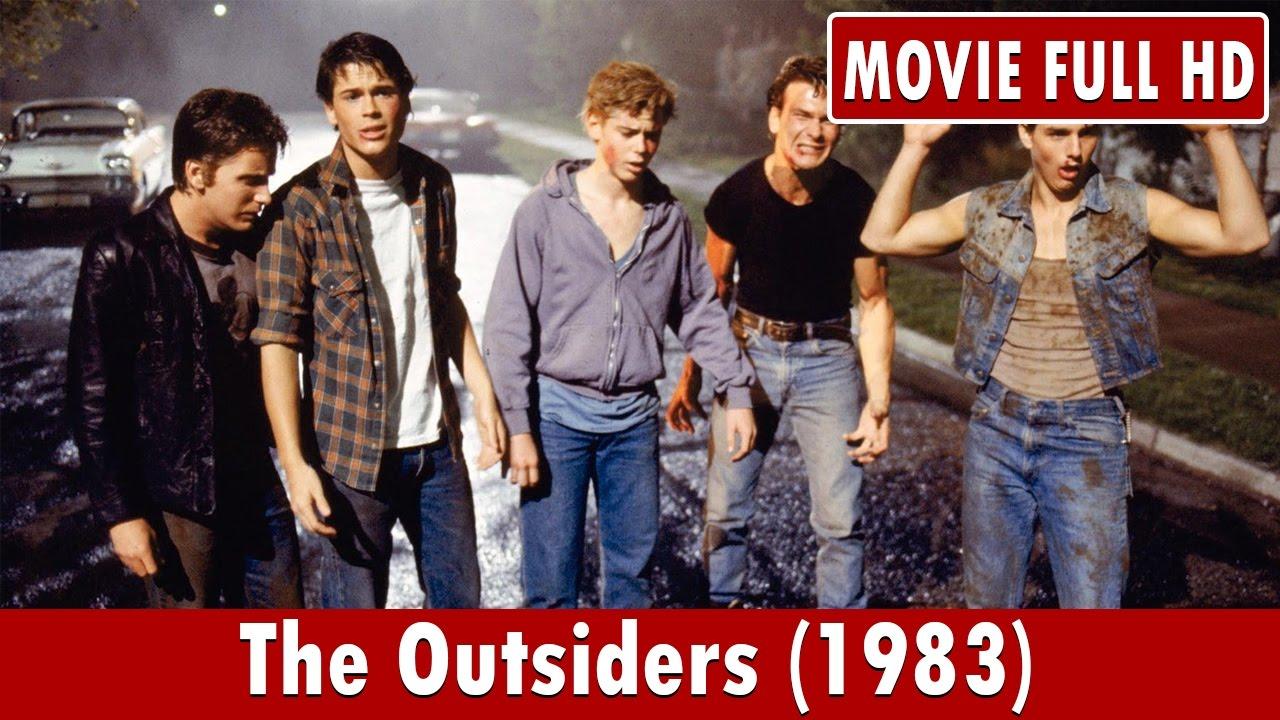 The Outsiders 1983 Movie C Thomas Howell Matt