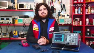 видео Автоматические показания при измерении КСВ