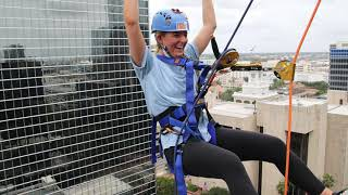 Big Brothers Big Sisters - Over the Edge