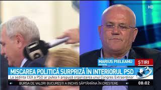 Dragnea și Tudose, față în față la ședința CEX al PSD. Ce mișcare politică se pregătește