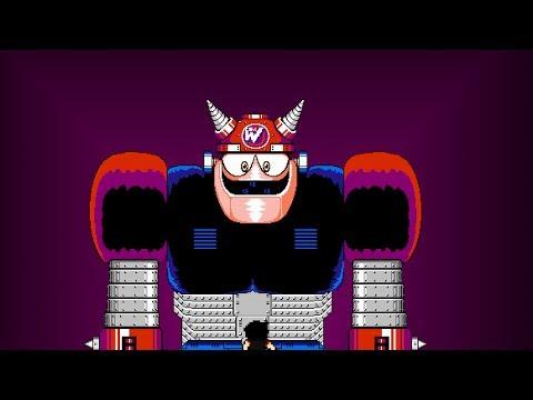 Mega Man 8-Bit Deathmatch V5b - Boss 6: The Robot Masters & Gamma + Cutscene