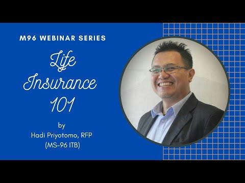 M96 Webinar Series - Life Insurance 101