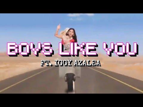 VVAVES - Boys Like You Feat Iggy Azalea