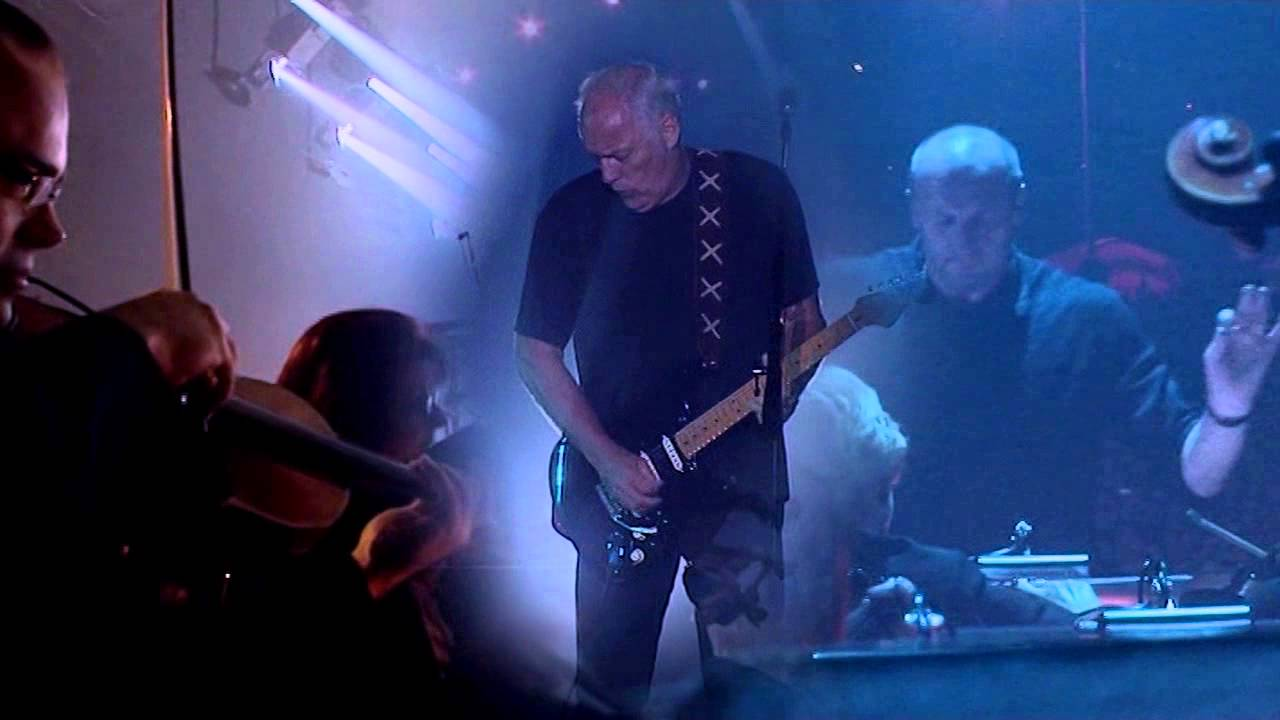 David Gilmour & Richard Wright - Comfortably Numb - Live in Gdańsk
