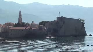 """Будва.Апарт.отель:""""Вилла Фронета"""",Старый город.Черногория."""