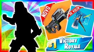 FORTNITE | PLAYGROUND MODE BACK! NEW SKINS TODAY IN THE STORE? | 458 WINS | Livestream