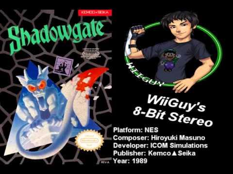 Shadowgate (NES) Soundtrack - 8BitStereo