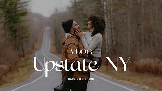 Vlog 01 - New York, Upstate & GRAN ANUNCIO AL FINAL * SORPRESA *