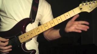 Mandatory Suicide Guitar Lesson
