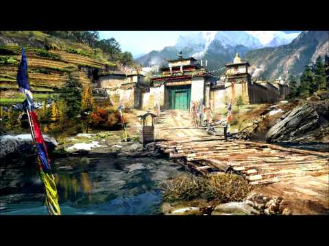 Far Cry 4 Soundtrack - Unfamiliar Paths (1h)