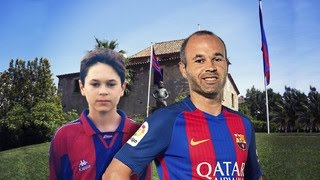 Andrés Iniesta ● The Story of a Legend | HD |