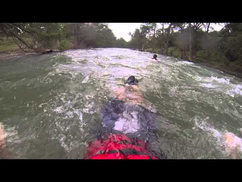 Going down Nichols Landing Spring Branch TX Rapids by MurphyPeck