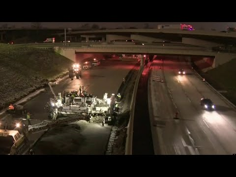 I-696 construction will not be finished by end of year