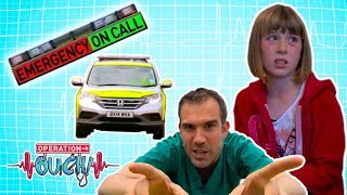 Science for kids | Body Parts - Emergency On Call | Experiments for kids | Operation Ouch
