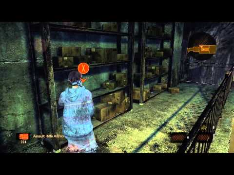 Resident Evil Revelations 2 Episode 4 Barry Part 3 Gas Mines
