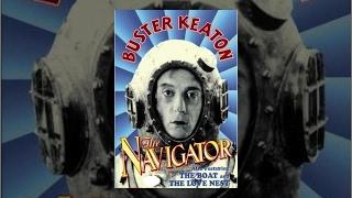 Buster Keaton - THE NAVIGATOR