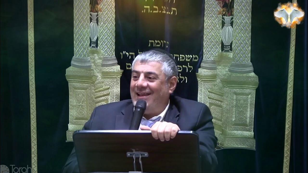 הרב יוסף מזרחי   התדרדרות העולם והעתיד! הרצאה נוקבת במיוחד!