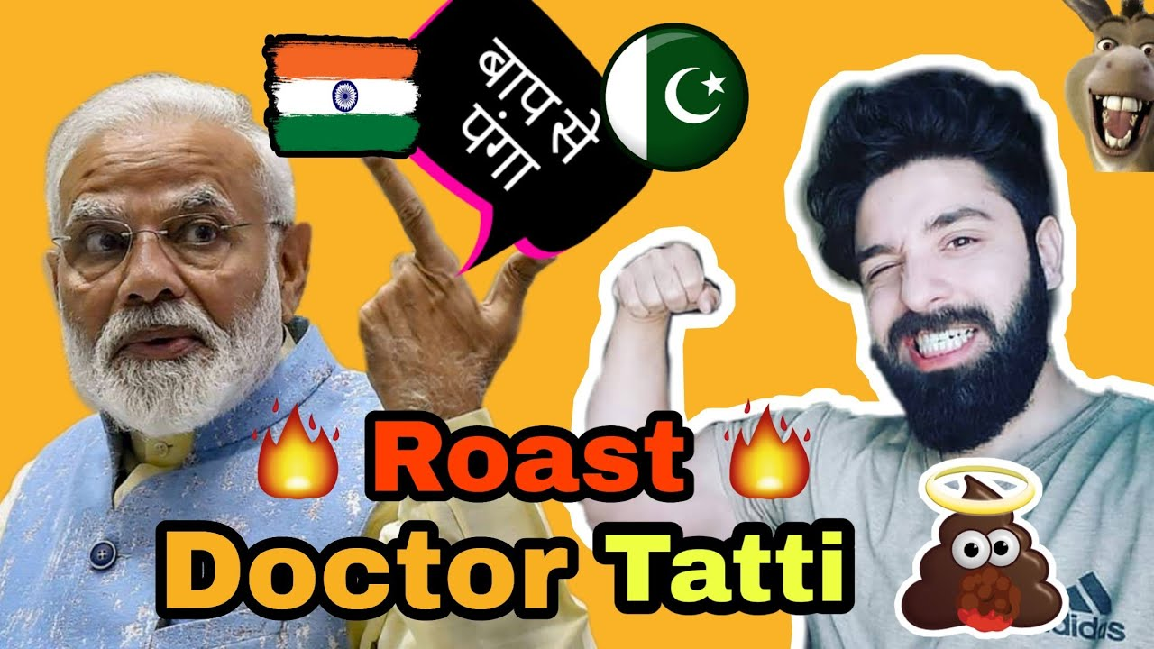 Roast Of Doctor Turki ( Pakistani Tatti