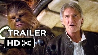 Awakens trailer Force