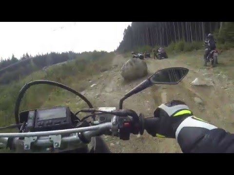 Eagle Mountain BC 2016 Open For Business - Dirt Biking in Vancouver