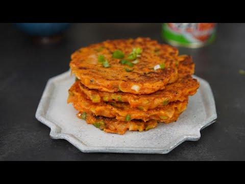 pancakes-coréens-au-kimchi-en-direct!
