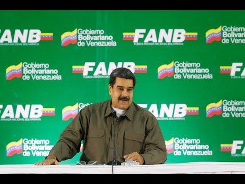Maduro: Mi asesinato físico se decidió en el Palacio de Nariño de Bogotá