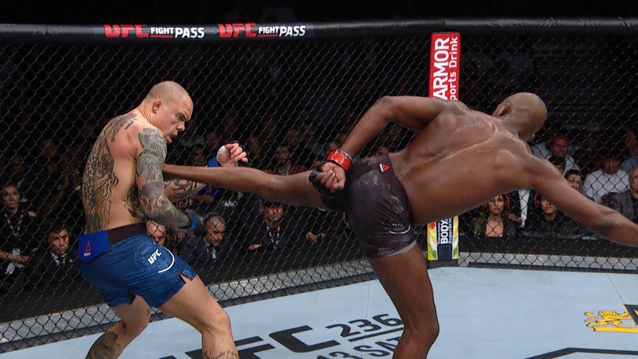 UFC Fight Island 3 Results: Shogun Rua Earns Close Decision Over ...
