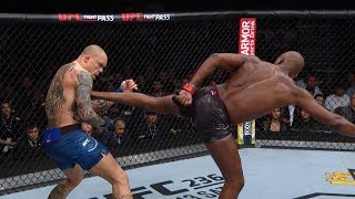 UFC 235: Fight Motion