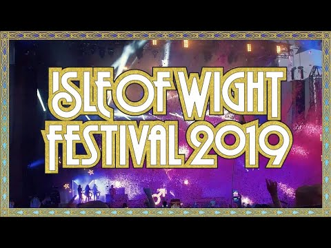 Isle Of Wight Festival 2016 - Highlights (Part 2) HDTV 1080i