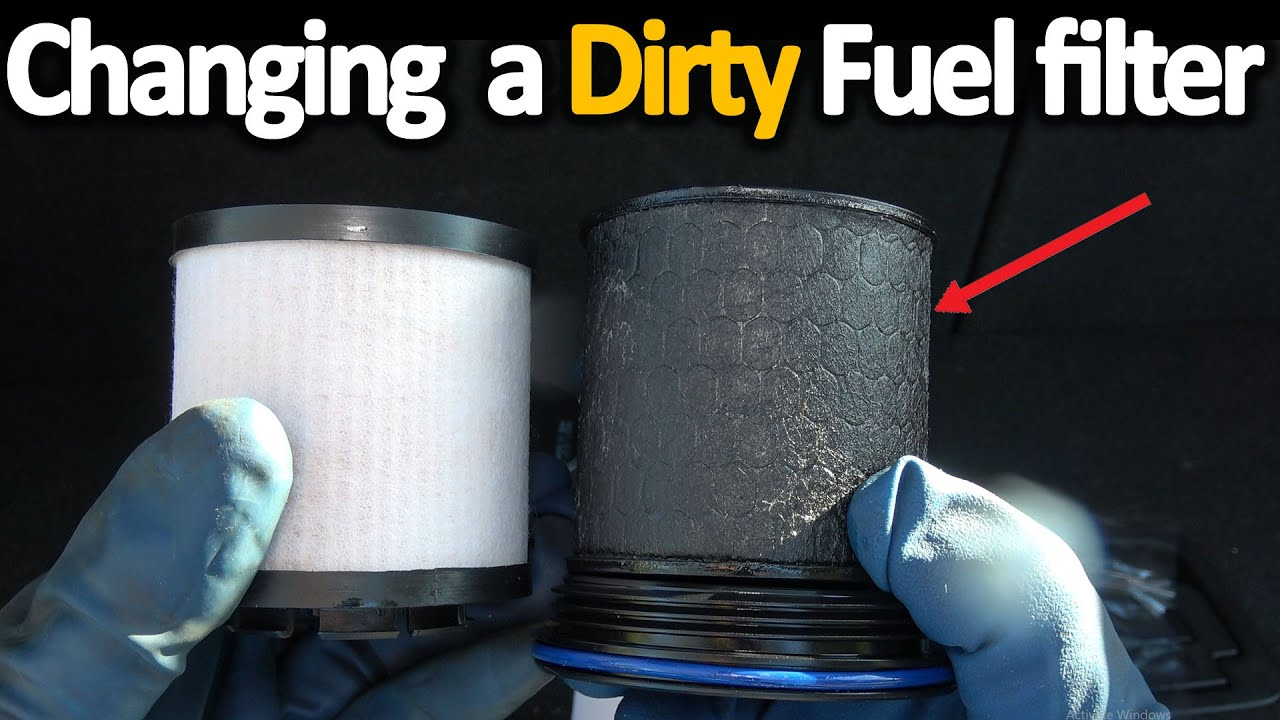 how to change the fuel filter in your car do it yourself guide  [ 1280 x 720 Pixel ]