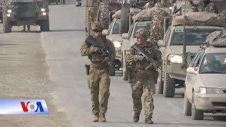 Trump muốn bớt quân tại Afghanistan (VOA)