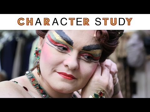 Character Study: Michele McConnell on Playing Carlotta Giudicelli in THE PHANTOM OF THE OPERA