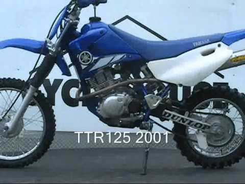 Used Motorcycles Nj >> Ttr125 2001 Used Dirt Bikes Nj Used Motorcycles Nj Youtube