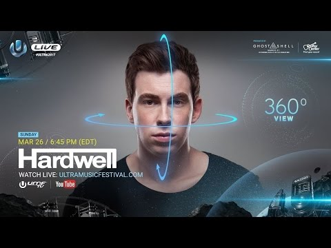 Hardwell at Ultra Music Festival 2017 a LIVE 360 Degree Experience