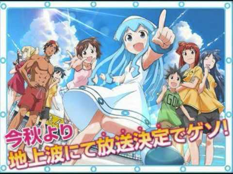 Squid Girl Opening Song