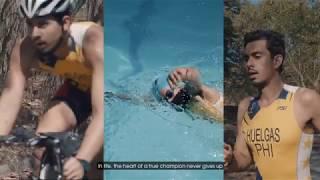 GO Sport Ambassador - Nikko Huelgas