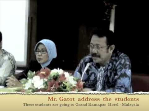 Students to Grand Kampar Hotel Malaysia