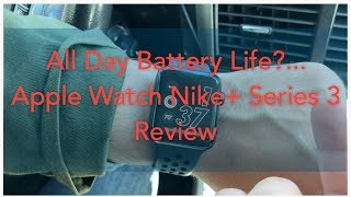 All Day Battery Life... On the Apple Watch Nike+ Series 3