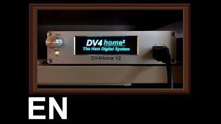 New DV4Home V2 digital IP transceiver for D-Star, DMR, C4FM, NXDN…