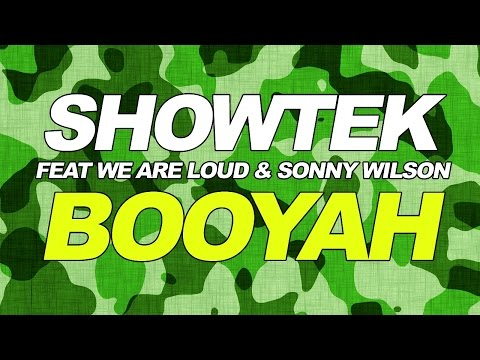 Showtek feat. We Are Loud & Sonny Wilson - BOOYAH (Djuro Bootleg)