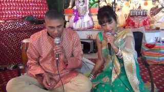 Hindi Song performed at Engagement Ceremony of Jonathan & Rosa on June 6th, 2015