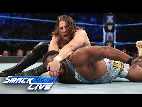 The New Day Vs. Daniel Bryan & Rowan: SmackDown LIVE, June 25, 2019
