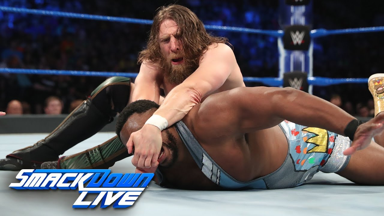 The New Day vs. Daniel Bryan & Rowan: SmackDown LIVE, June 25, 2019