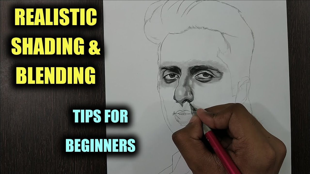 How to do Realistic Shading & Blending like me? || Tips for beginners (in hindi)