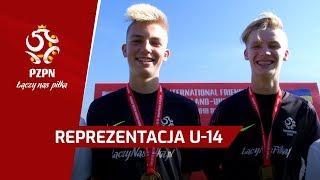 U-14: Skrót meczu Polska - Ukraina