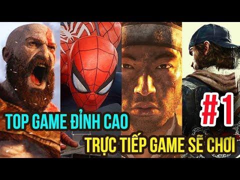 CHÉM GIÓ GAME #1: TOP GAME ĐỈNH CAO SẼ CHƠI NĂM 2018 (1)