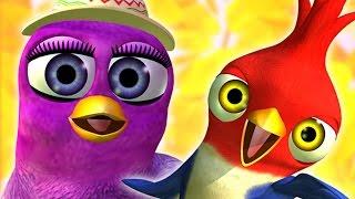 Птичка Гайта - детские песни | Детское Королевство