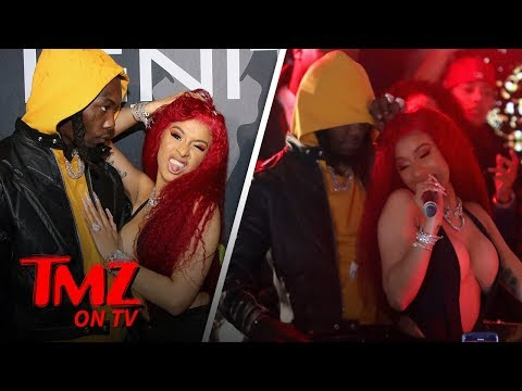 Cardi B Grinds Up On Offset While Performing | TMZ TV Mp3